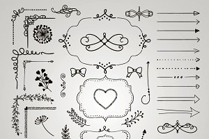 50 PNG and Vector Elements