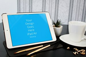 Apple iPad Display Mock-up#86