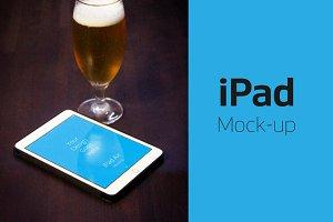 Apple iPad Display Mock-up#97