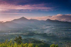 Sunrise In Mountain 05