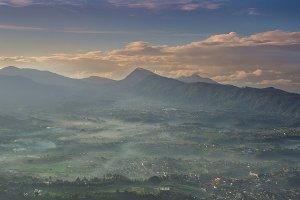 Sunrise In Mountain 06