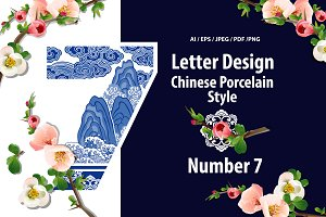 Number Seven Design in Chinese Style