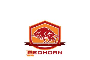 Redhorn Grill Steakhouse Logo