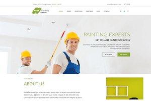 Pano Painting - Responsive theme