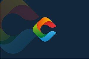 Centro - Letter C Logo