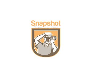 Snapshot Photography Logo