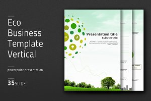 Eco Business Template Vertical