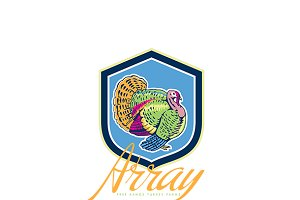 Array Turkey Farms Logo
