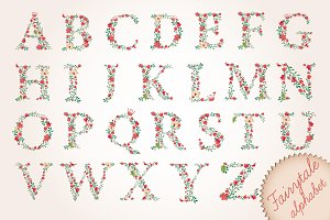 Fairytale alphabet