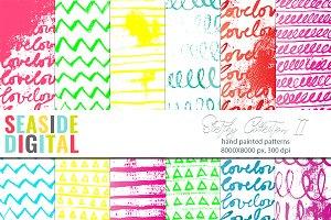 Sketchy Patterns 2 - Collor Pop