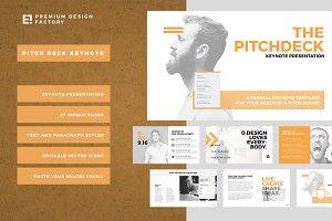 Pitchdeck Presentation Keynote