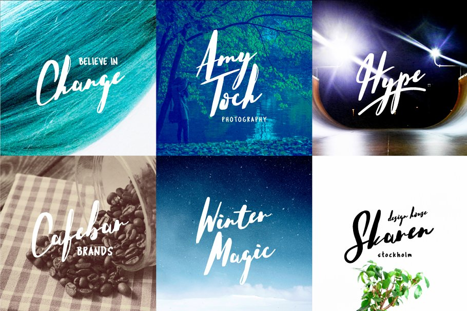 Best Hello Stockholm - Handmade Typeface Vector