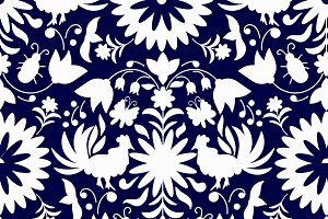 Otomi Style Patterns