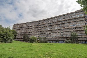 Robin Hood Gardens London
