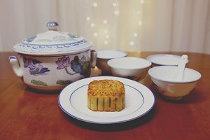 Mid-Autumn Festival ~ Mooncakes