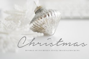 Christmas Stock Photos & Mockups