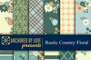 Rustic Country Floral