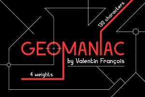 Geomaniac