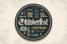 Beverage coaster for beer