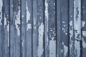 grunge chipped paint metal