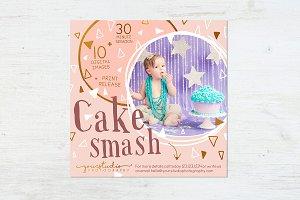 Marketing Board   Cake Smash