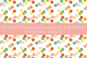 pastilles vector seamless pattern