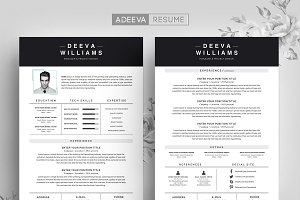 Professional Resume Template William