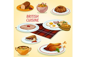 British national cuisine