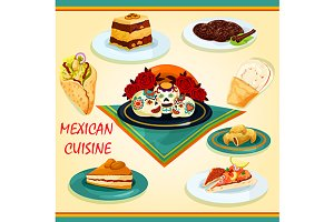 Mexican cuisine food