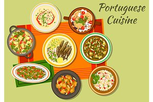 Portuguese national cuisine