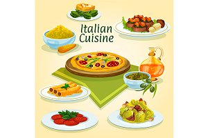 Italian cuisine best dishes