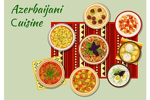 Azerbaijani national cuisine