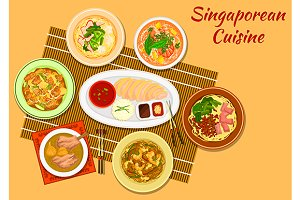 Singaporean national cuisine