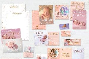 Marketing Set | Baby Steps