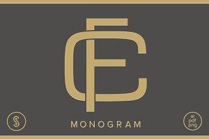 CF Monogram FC Monogram