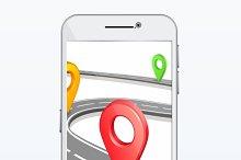 GPS smartphone app