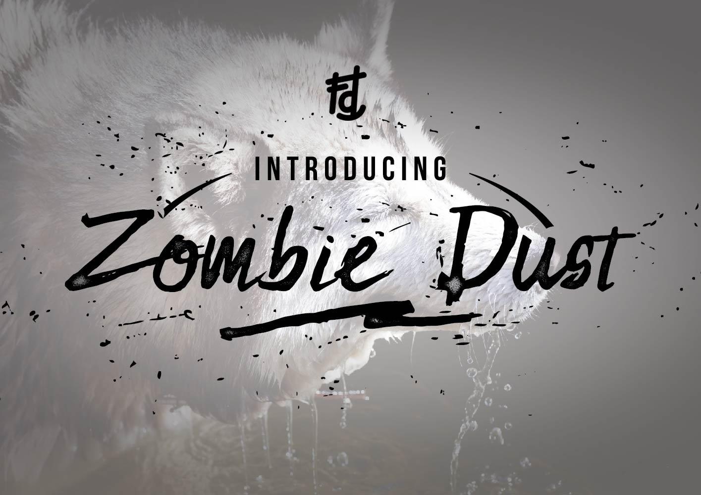 20 creepy fonts for your spooky design needs creative market blog zombie dust toneelgroepblik Choice Image