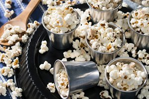 Popcorn for a party