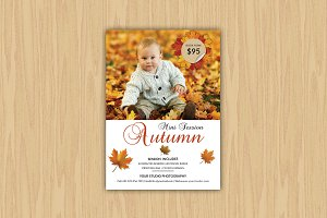 Fall / Autumn mini session -V391