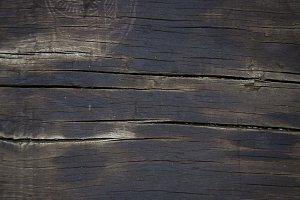 Dark Wooden Board Background
