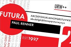 Futura Medium Condensed