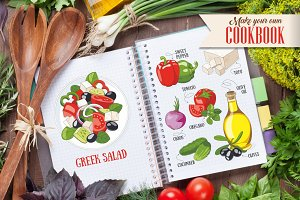 Make your own cook book