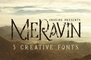 Meravin Typeface