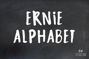 Ernie Handwritten Font