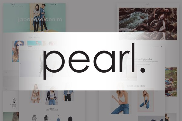 Magento Themes: WeltPixel - Pearl Responsive Theme Magento 2