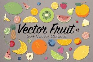 Vector Fruit Pack