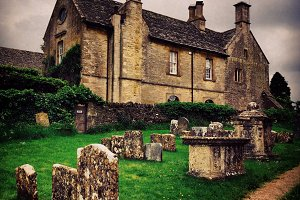 Gothic Church in England