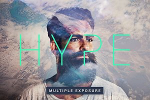 Hype | Multiple Exposure FX