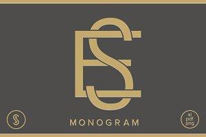 ES Monogram SE Monogram