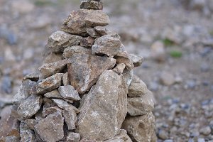 little stone tower